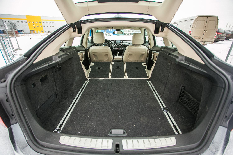 Багажник BMW 320d GT