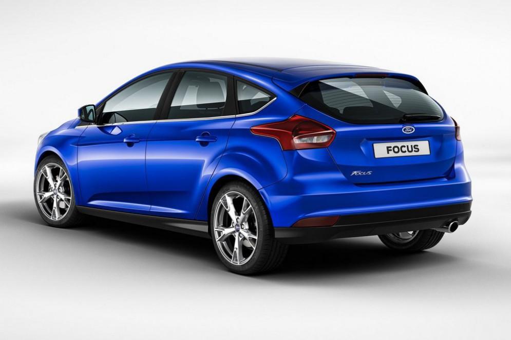 форд фокус 2014