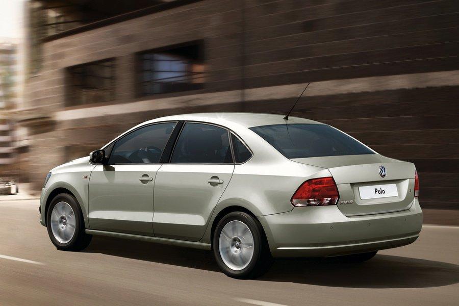 Volkswagen Polo седан