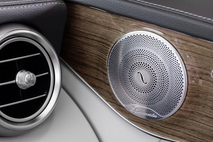Mercedes C-klasse: салон