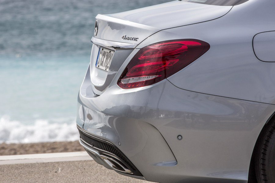 Mercedes С400 4Matic