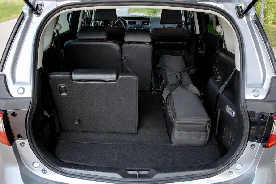 Багажник компактвэна