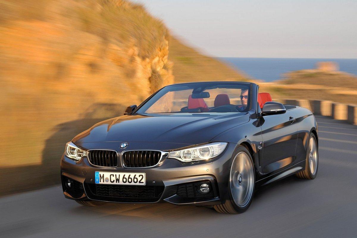 BMW 4-Series Cabriolet