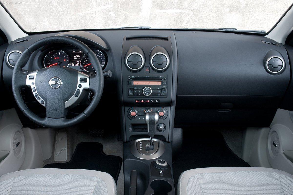 Nissan Qashqai 2010