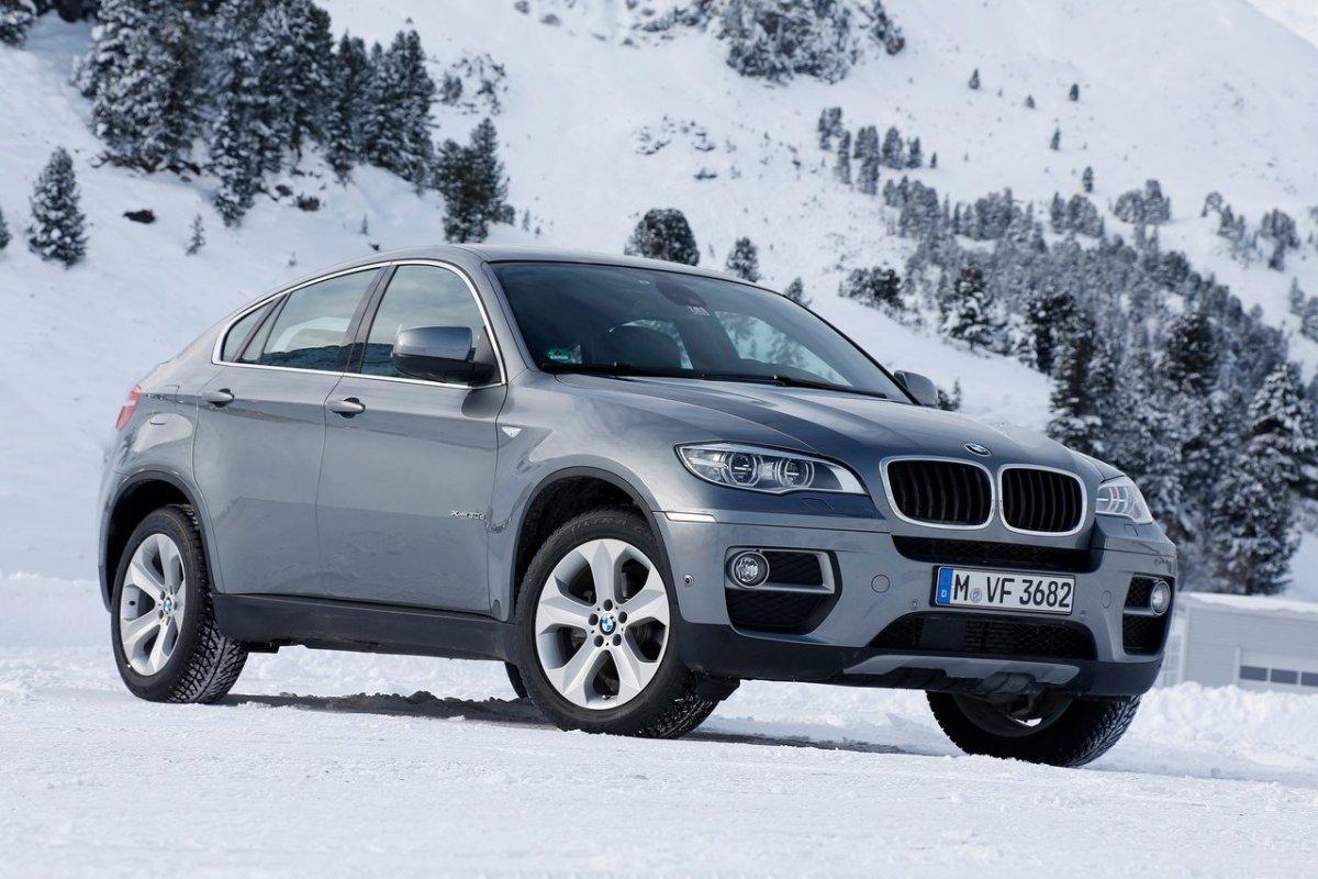 BMW X6 предыдущего поколения