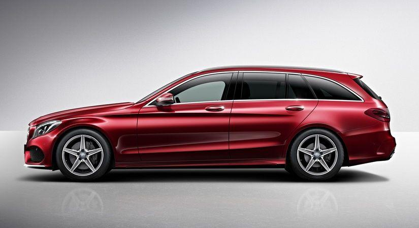 Mercedes-Benz C-класса Estate получил тюнинг-пакет AMG Line