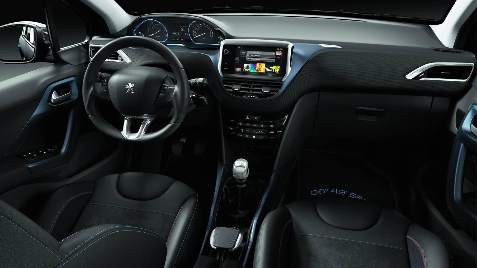 Peugeot покажет на домашнем автосалоне новые версии моделей 2008 и 3008