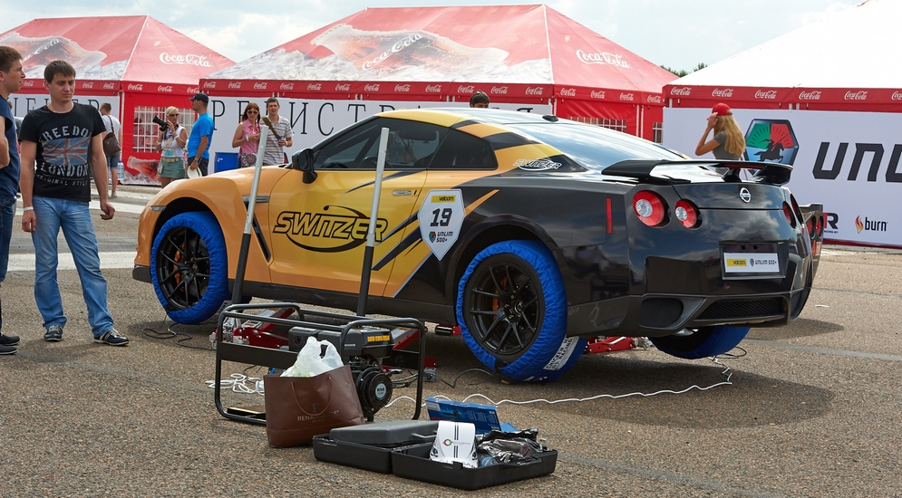 13_Серьезная подготовка Nissan GT-R. Все для того что бы показать лучшее время. .jpg