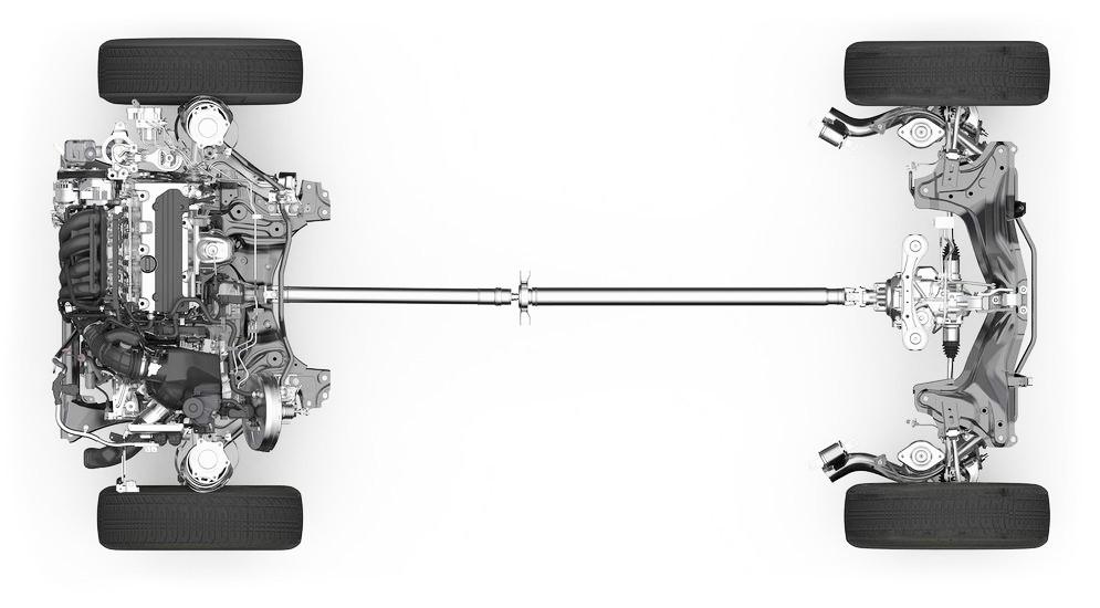 модели Honda CR-V. В