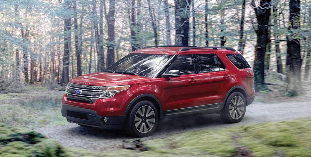Ford поубавил мощности российскому Explorer - 2015, оставив цены на прежнем уровне