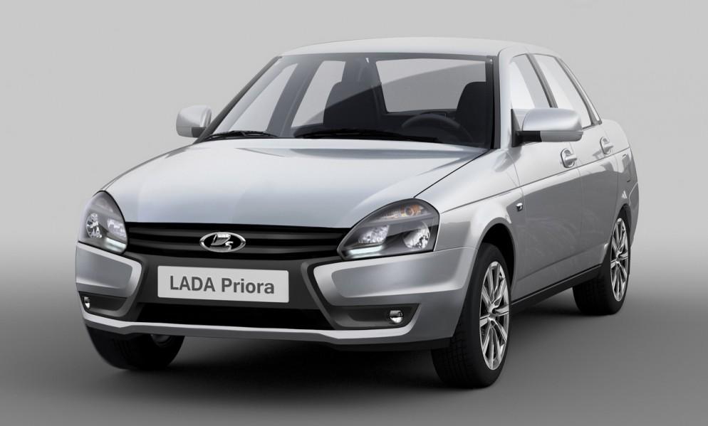 Описание и характеристики - LADA Priora 1 8L седан - ГК