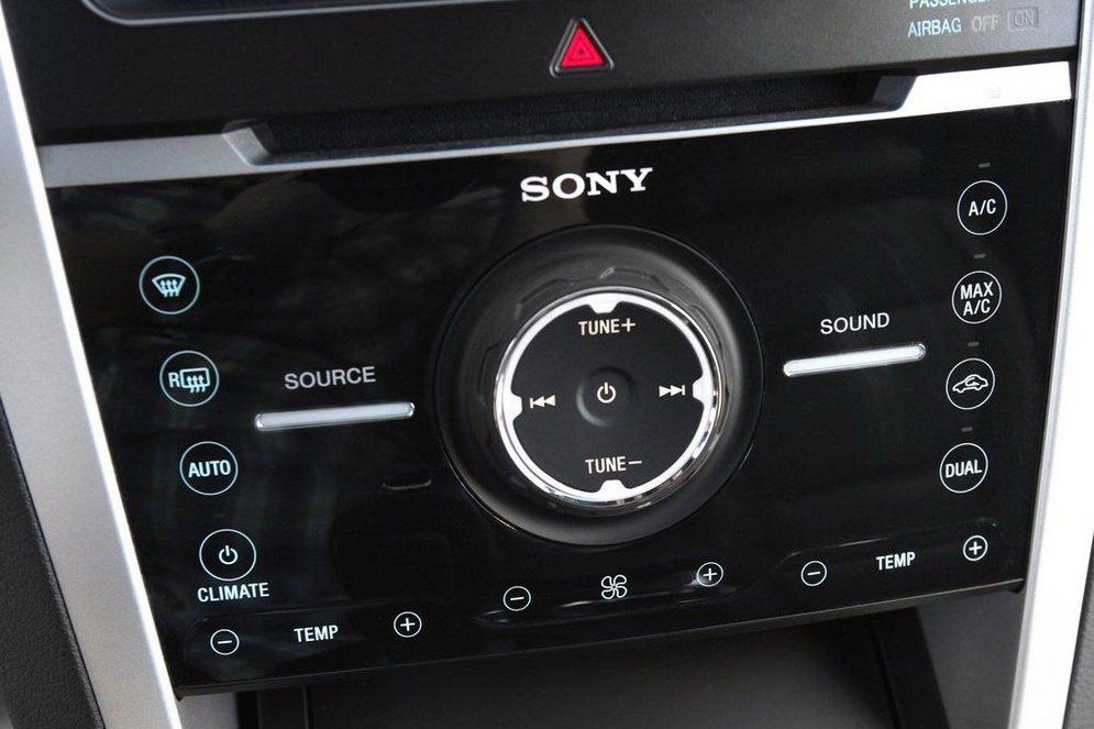Тест-драйв нового Форд Эксплорер (Ford Explorer) 2011 - наш выбор, конкуренты, цены