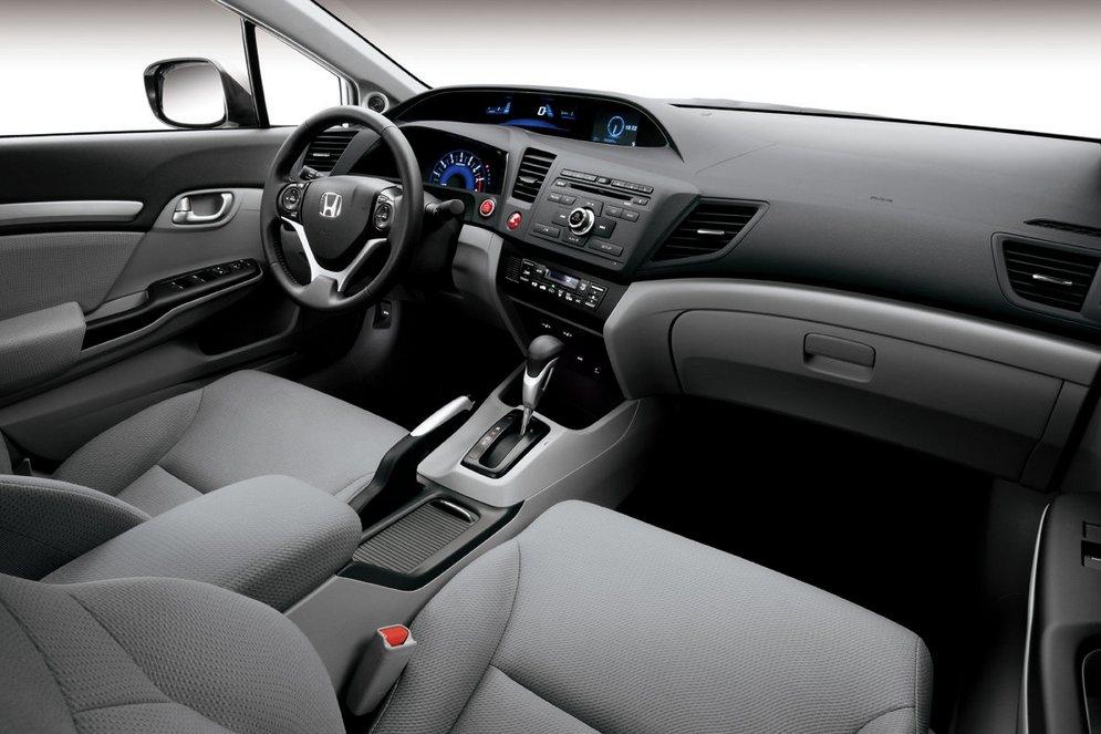 Тест-драйв Honda Civic (Хонда Сивик) 4D и 5D: разнохарактерные