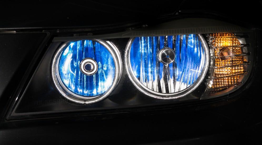 Фары ближайшего будущего: ксенон, светодиоды или лазер