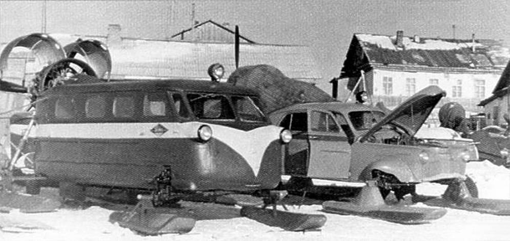 1Север-2 и Ка-30 первой опытной серии.jpg