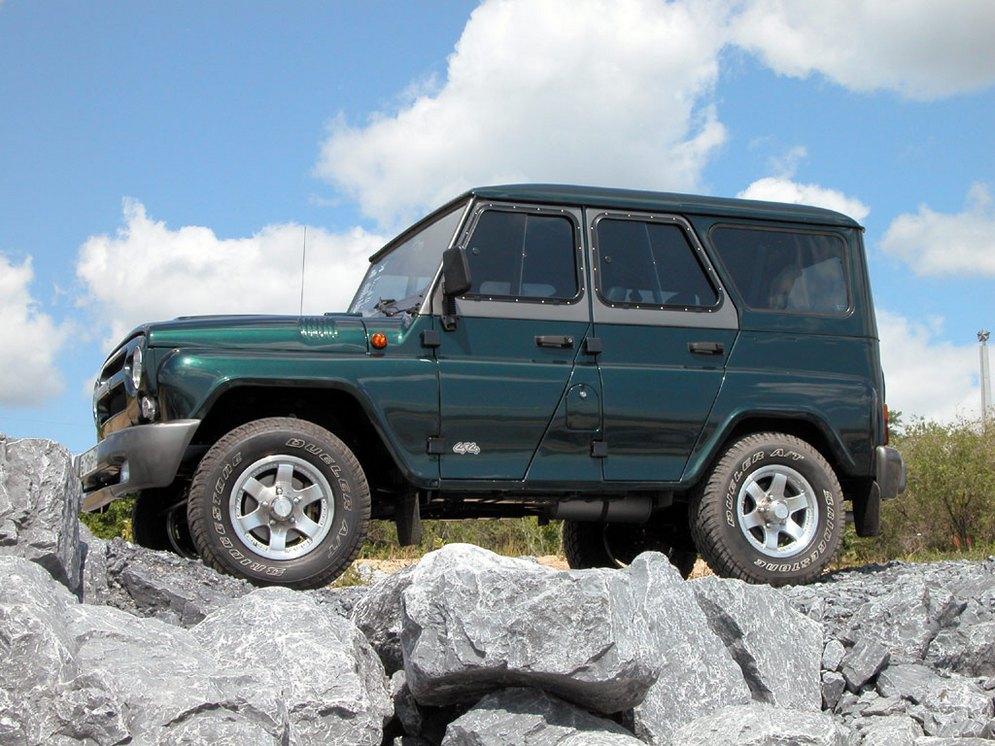 15. УАЗ-315195 Хантер. Предсерийный образец, 2002 год_1.jpg
