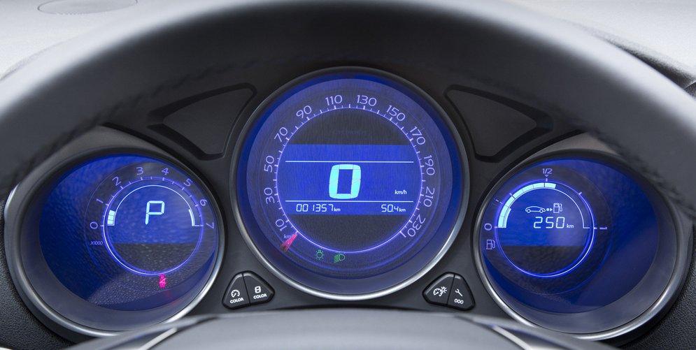 Тест-драйв Citroen C4 Sedan (Ситроен Це4 Седан)