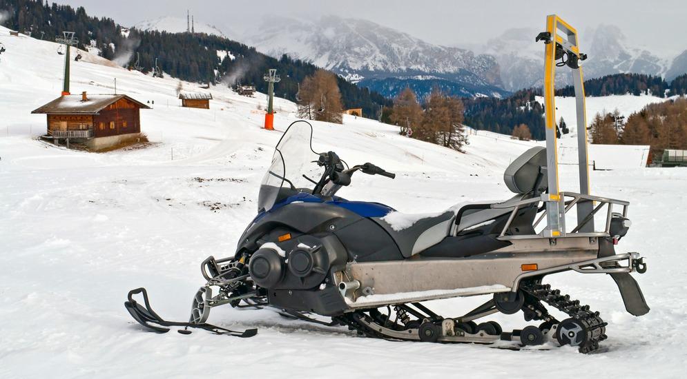 Снегоходы: какие бывают и как выбрать
