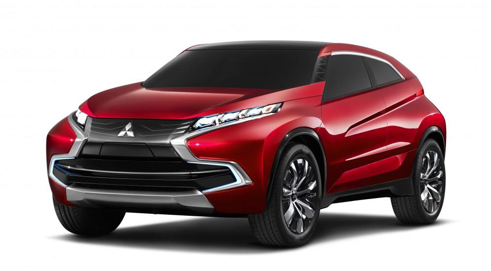 Mitsubishi XR-PHEV