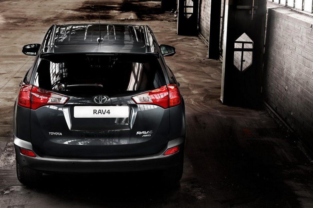 Новый Toyota RAV4 2013 (Тойота РАВ4 2013)