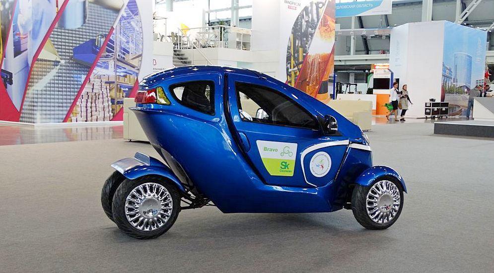 Bravo Ego: все факты о доступном отечественном электромобиле