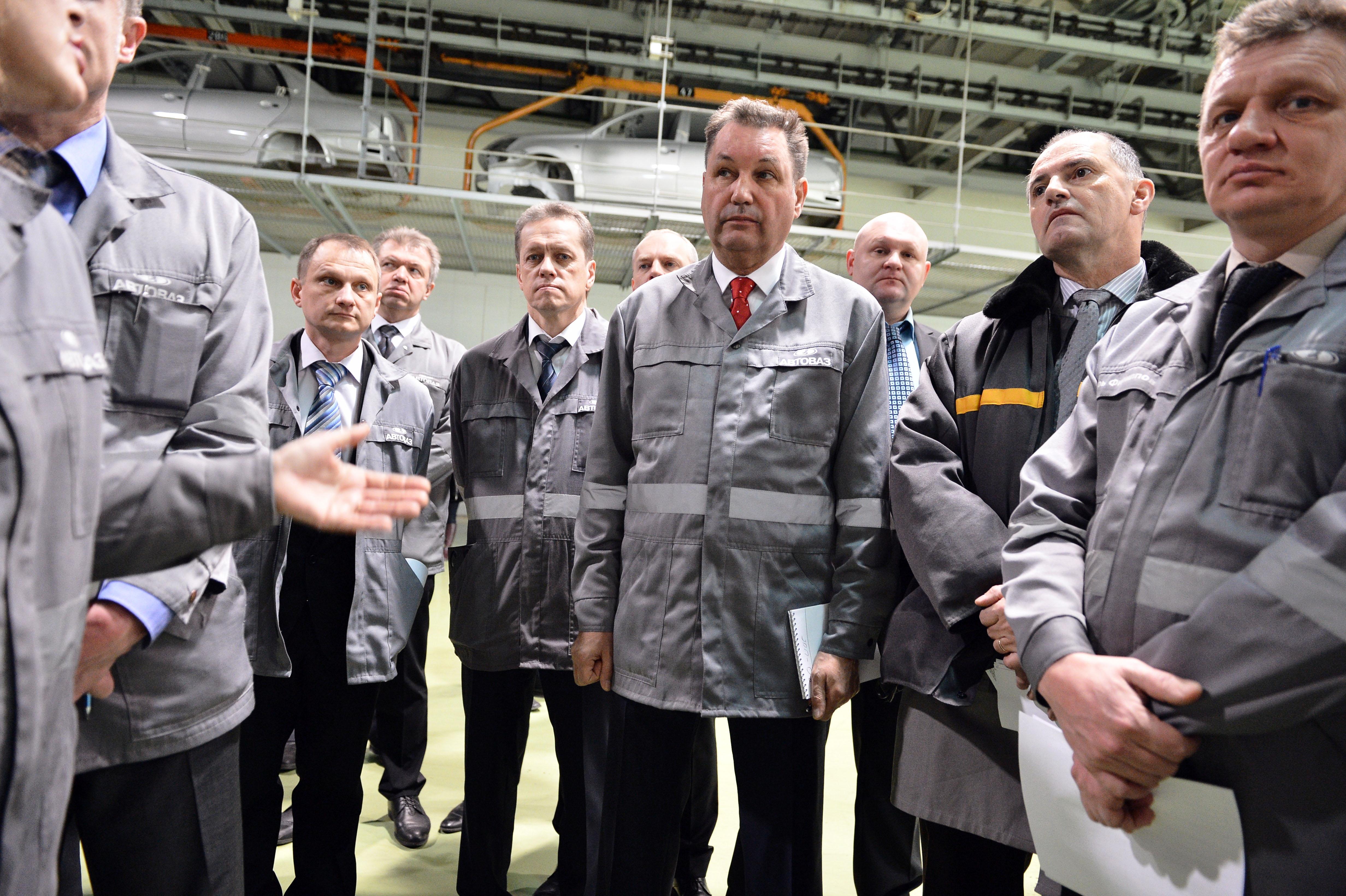 Президент АВТОВАЗа переедет в Ижевск для усиления контроля за ходом проекта Lada Vesta