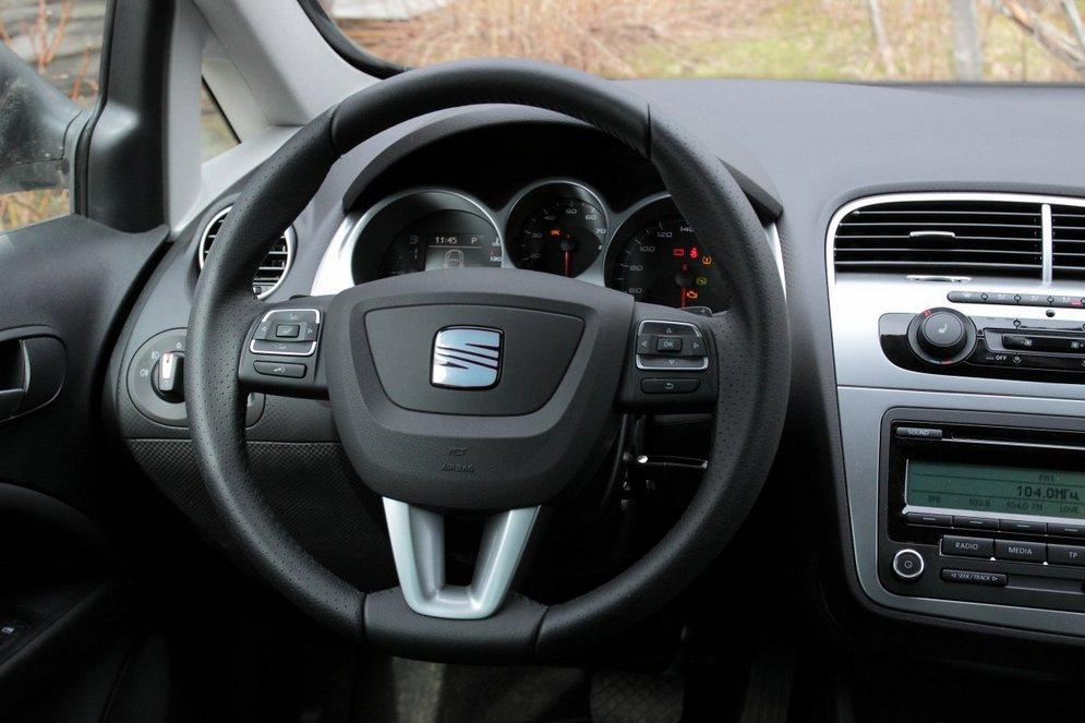 Тест-драйв Seat Altea 4 Freetrack (Сеат Альтеа Фритрек): испанский компактвэн в роли российского дачника