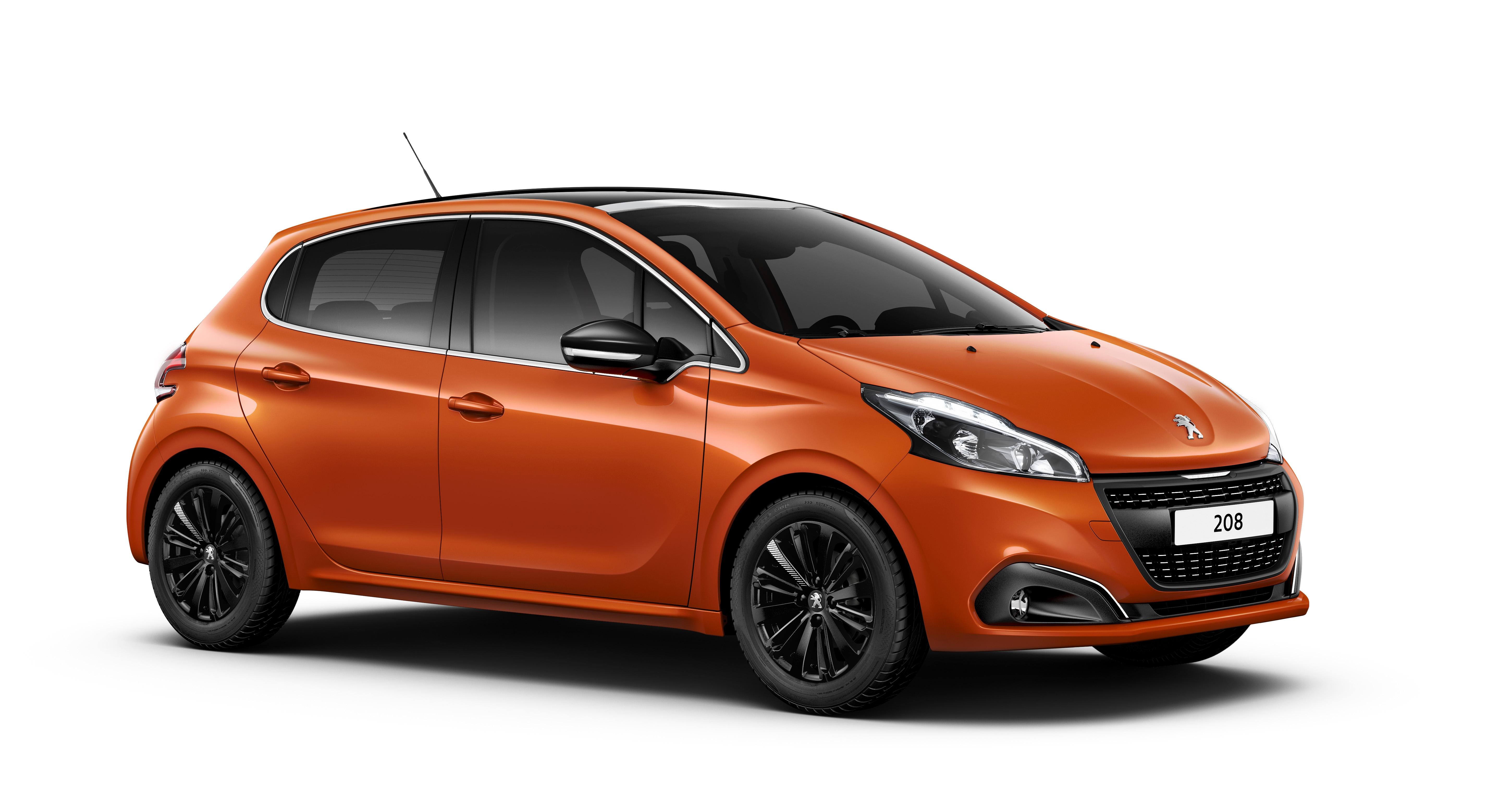 Стало известно, каким будет семейство Peugeot 208
