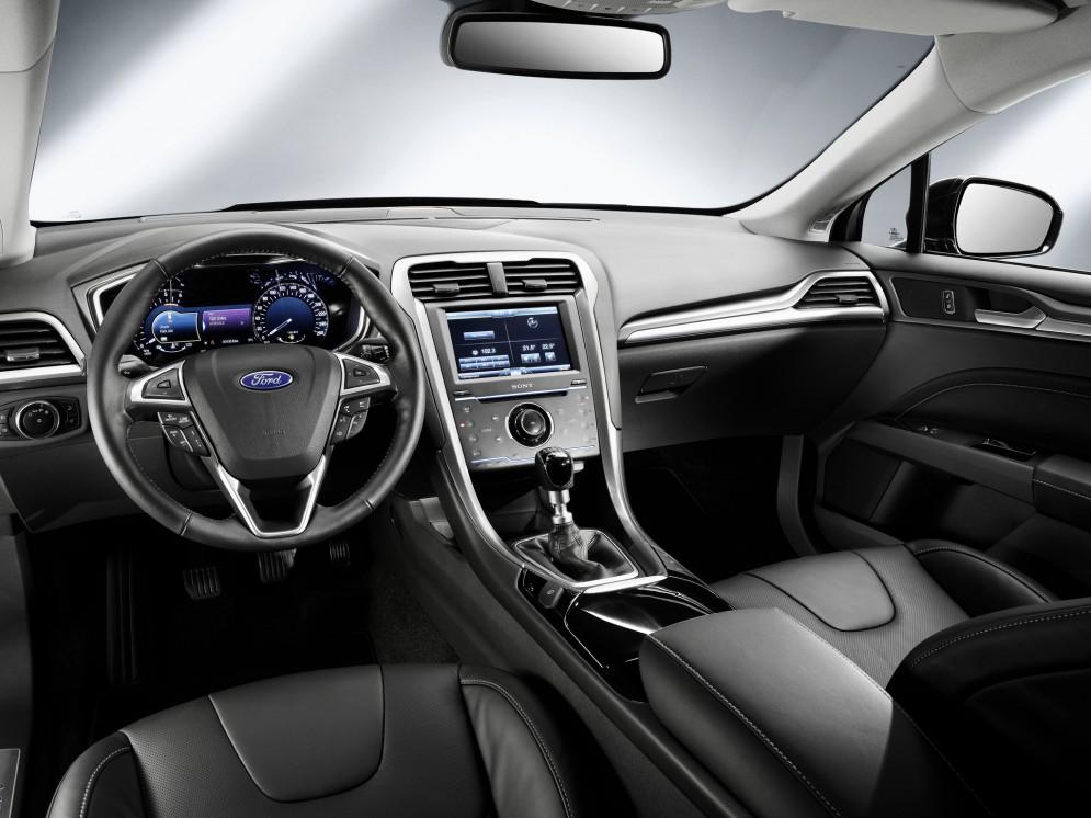 Новый форд мондео фото цена