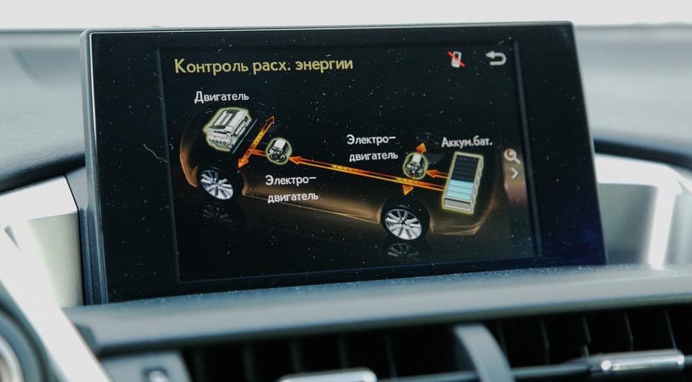 Тест-драйв Lexus NX300h (Лексус Н Икс 300 Аш): cила внушения