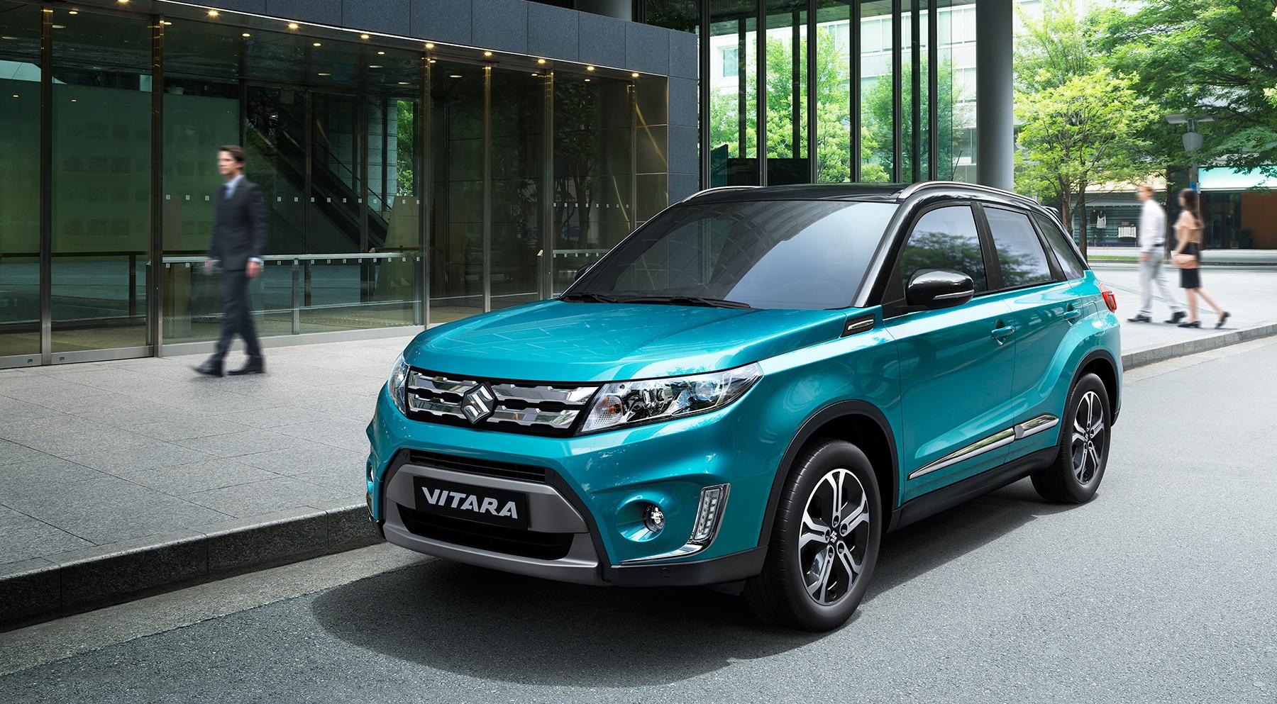 Suzuki Vitara торопится в Россию