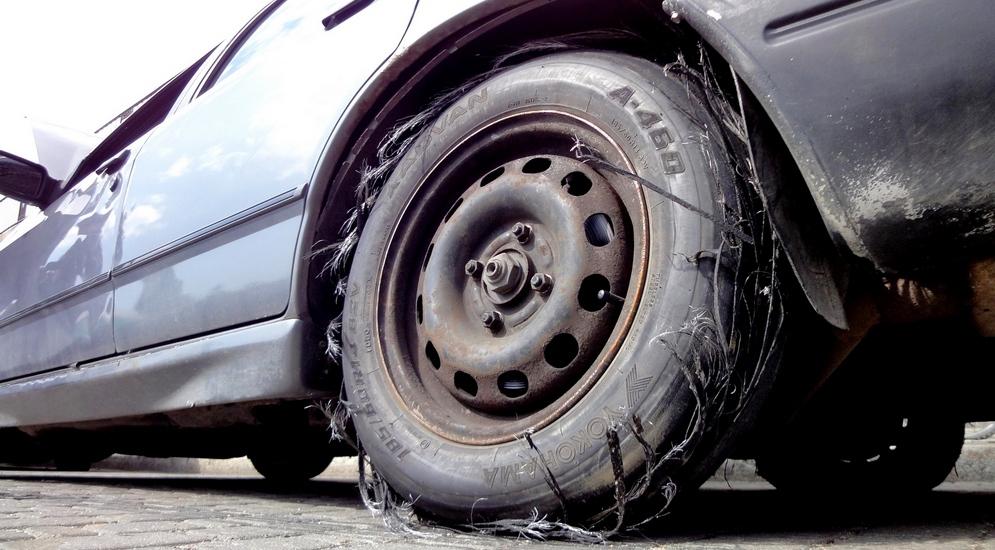 Правило постановки резины на машину попарно