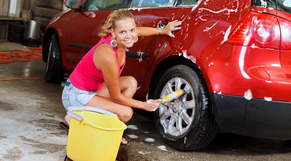 Почему машину все равно нужно мыть, если она пачкается за день?