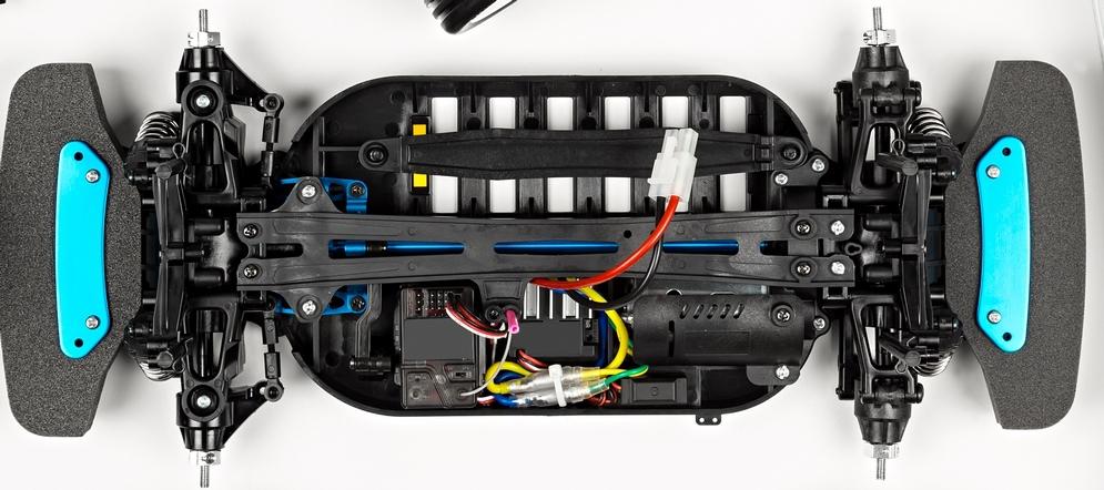Радиоуправляемые модели: выбираем машинку