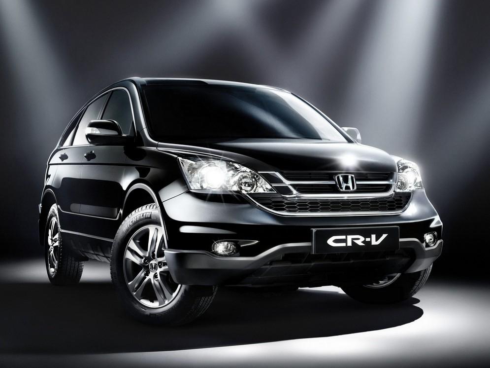 Идентификация Honda: тест-драйв Honda Pilot и Honda CR-V (Хонда Пилот и Хонда СРВ)