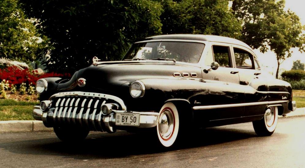 Машины 50 х годов