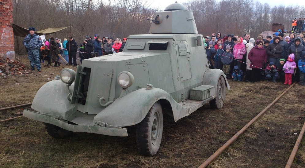 Автомобили и танки Второй ударной – на чем воевали забытые герои