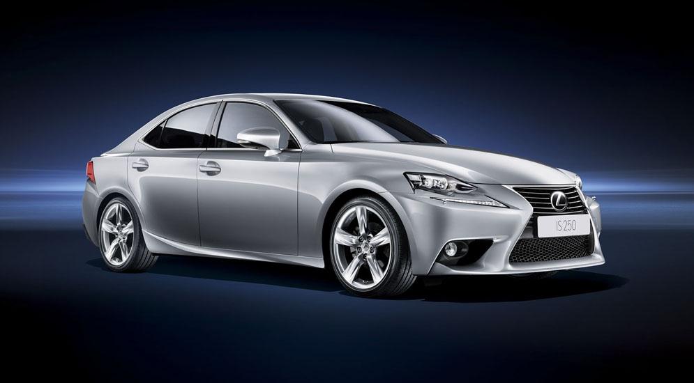Седан Lexus IS получит турбомотор от кроссовера NX