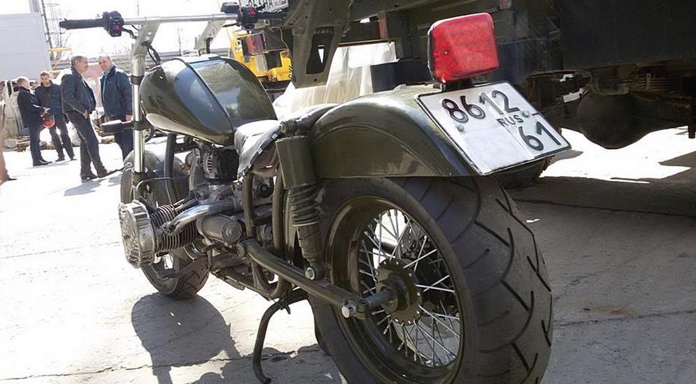 инструкция по эксплуатации мотоциклов урал - фото 11