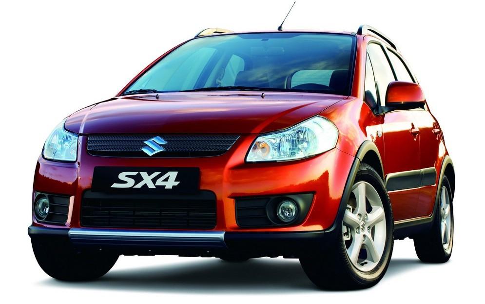 концепт кар сузуки sx4 седан фото