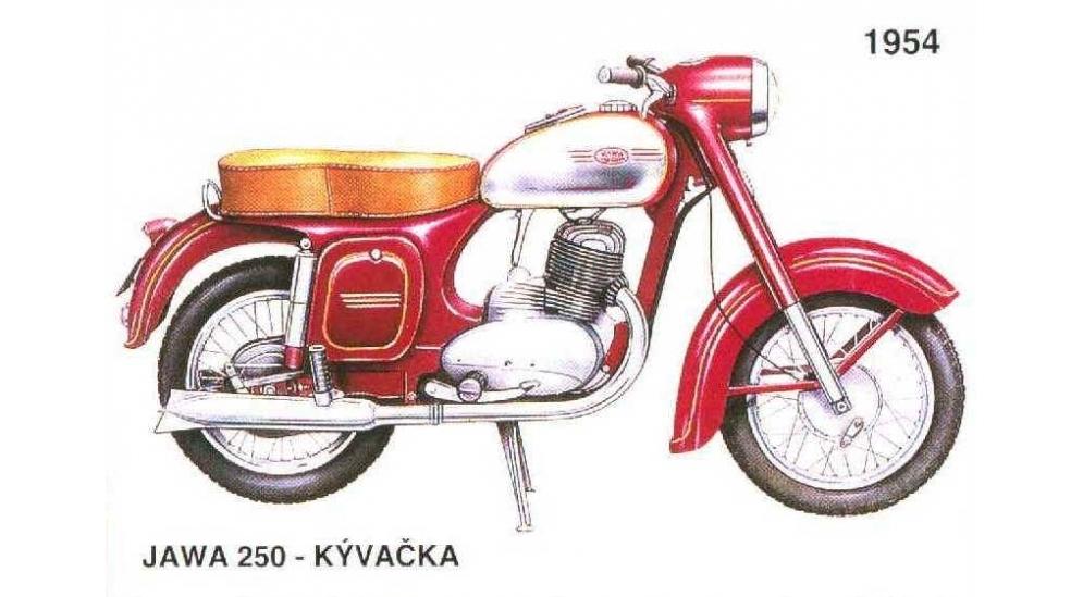 Мотоцикл ява купить в спб