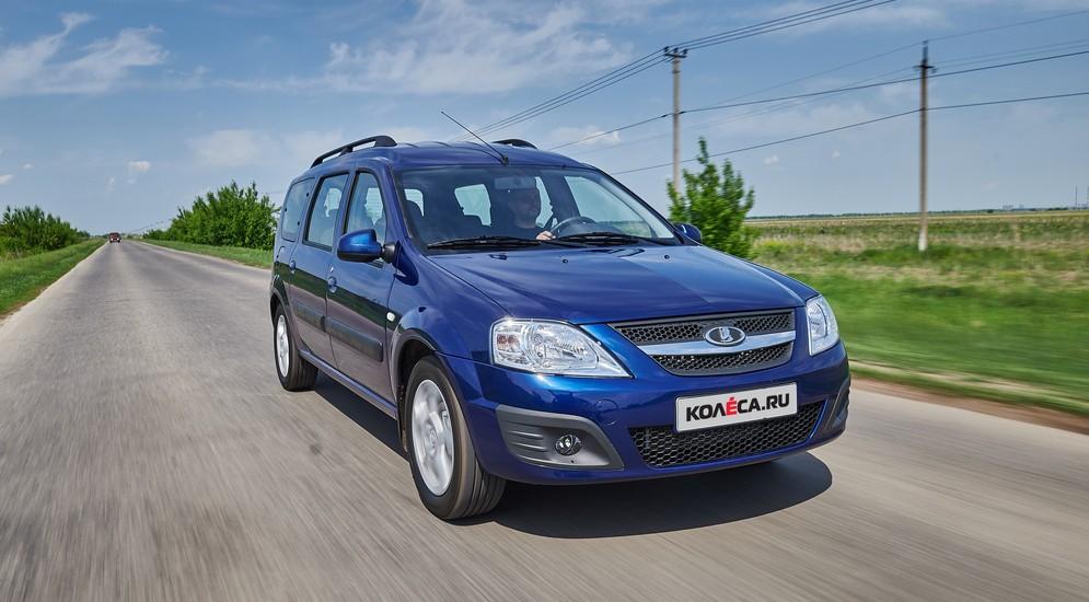 Кто выжил? 7-местные авто на российском рынке до 1 миллиона рублей