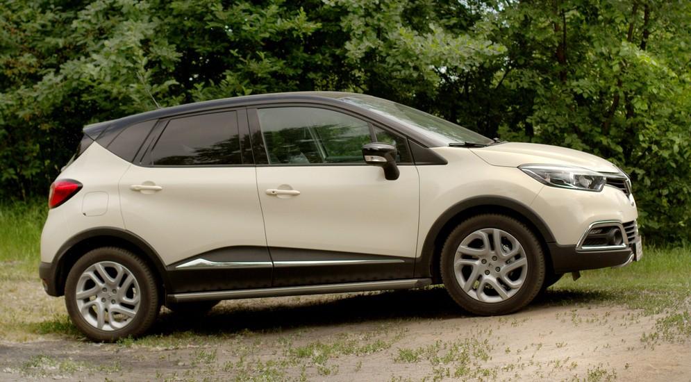 Тест-драйв Renault Captur: Дастер для хипстера