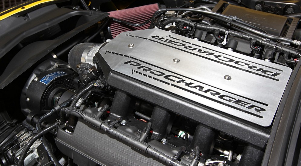 1000-сильный тюнинг для нового Corvette Z06 (Корветт З06)