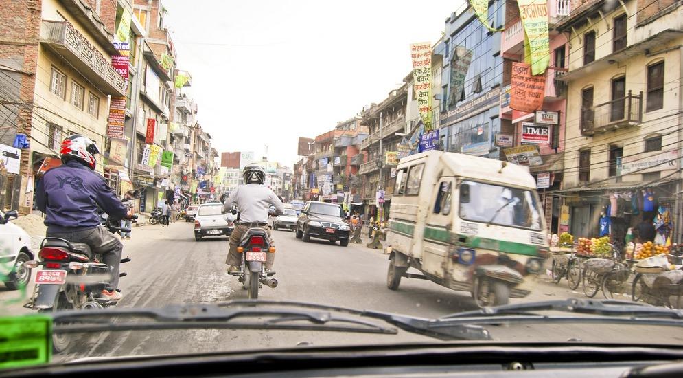 Вид из такси.JPG
