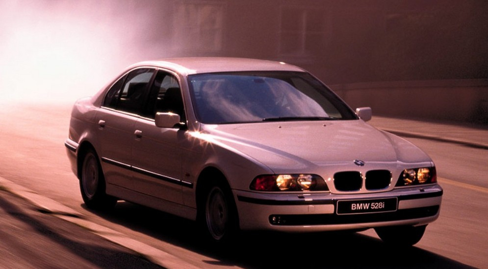 Картинки по запросу BMW 5 серия (E39)