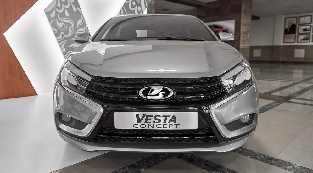 Добрые вести для АВТОВАЗа? Изучаем Lada Vesta и её конкурентов