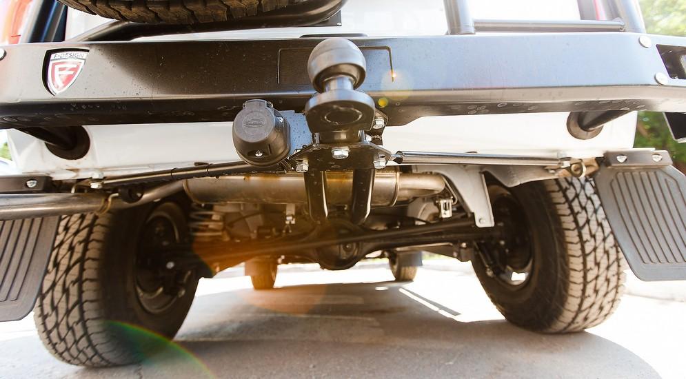 Как устроена Lada 4x4 для покорения Эльбруса
