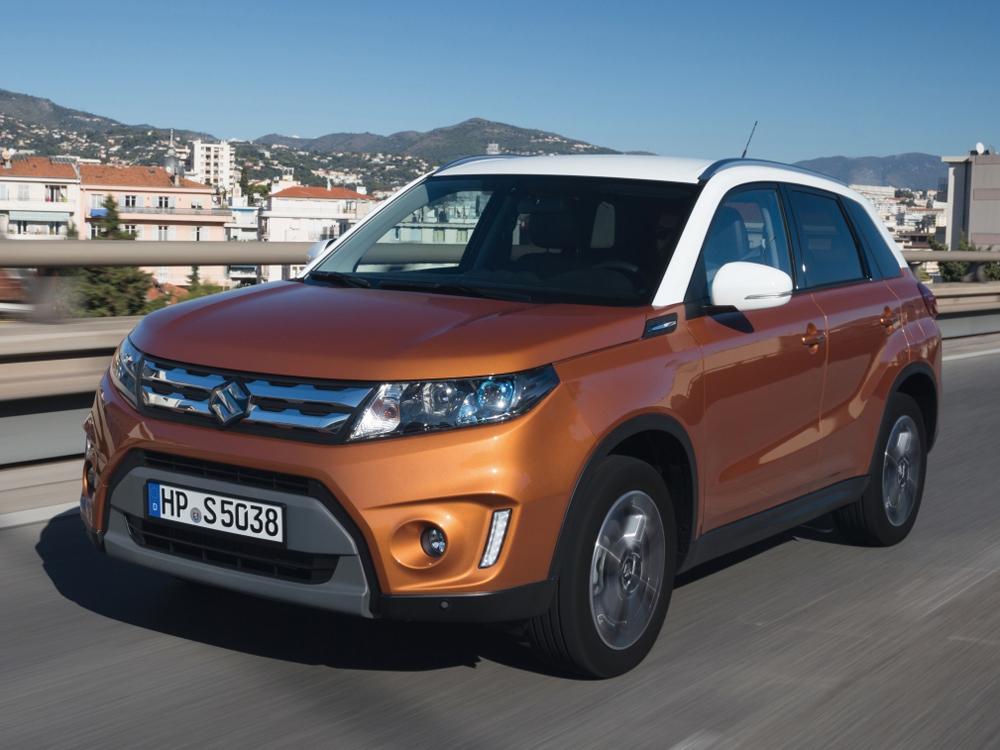 Продажи Suzuki Vitara в России стартуют в августе 67