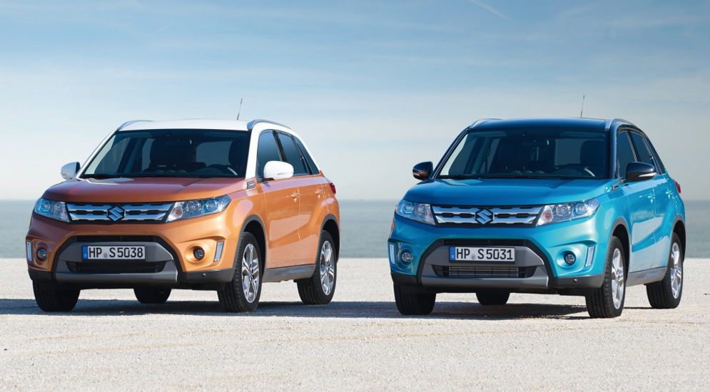 Продажи Suzuki Vitara в России стартуют в августе 61